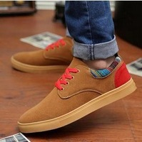 men's Casual Shoes 2014 spring brand new arrival sneakers cheap footwear free shipping