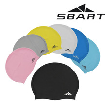 silicone swimming hat promotion