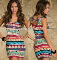 Free Shipping 2015 Women's 4 colors Sexy Clubwear Classic Peplum DressClubwear Sexy  Fetish