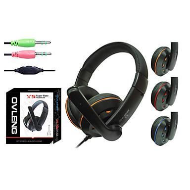 Наушники OVLENG X 5 X5 ovleng ip630 in ear earphone w microphone black silver