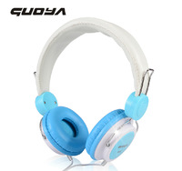 Original music earphones headset computer wire flat general