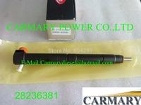 Brand New DEL PHI common rail injector 28236381 for HYUNDAI Starex 33800-4A700