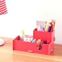 Diy fashion princess wool jewelry box large desktop storage box fqxpmq4 r