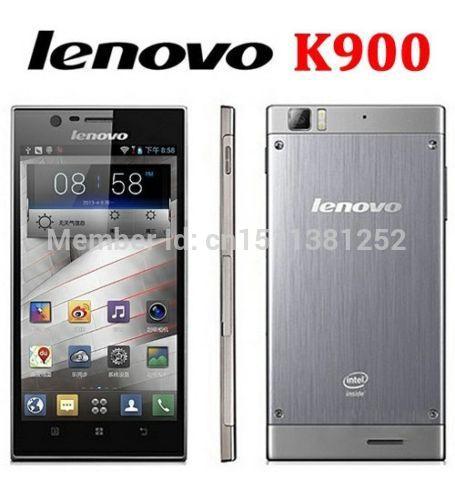 Lenovo K900 5.5'' FHD Gorilla Glass 13.0MP 3G GPS Android 4.2 Smartphone(China (Mainland))