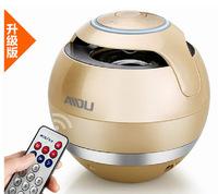 loudspeaker Mini audio Love AY800 Bluetooth speaker wireless remote control Mini outdoor mobile phone wireless subwoofer