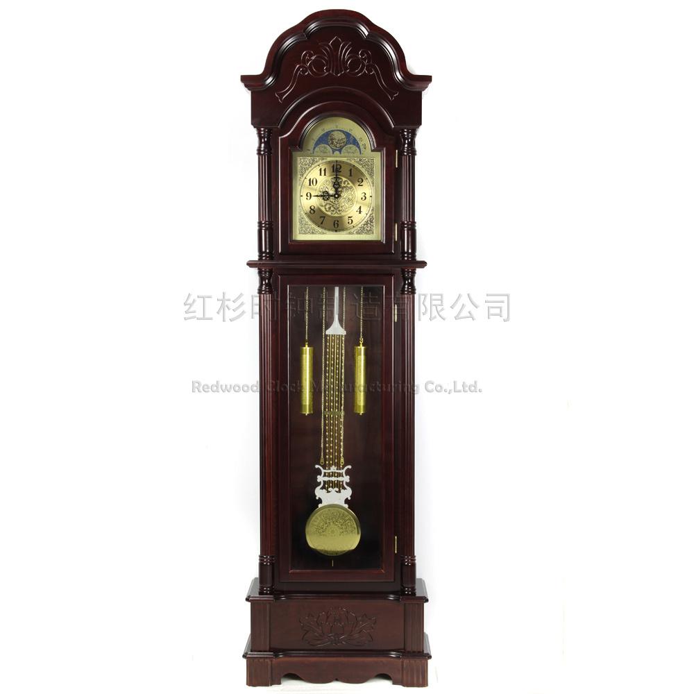 European Classical Music Grandfather Clock Grandfather