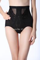 S/M/L 2014 new Hip Body Corset Control panties Shaper Brief Underwear Shaper   XJ1017 Black SKIN