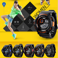 Hot sale!Skmei Brand Men LED Digital Military Watch, 50M Dive Swim Dress Sports Watches Fashion Outdoor Student Wristwatches