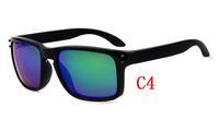 C4  Black Frame Unisex women Men Eyeglasses Outdoor Glasses Retro Sunglasses 12 colors