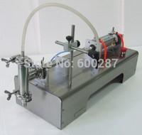 (Free Shipping) Small pneumatic perfume dosing machine (2-12ml) (Piston liquid filler for liquids, ink, oil, juice, water)