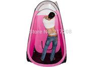 Pop up spray tan tent, foldable beach tent,shower tent