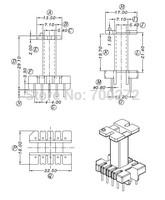EEL19 transfoemer ferrite core and bobbin  YT-1911