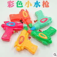 Summer classic Mini water gun toys A small water gun Toys toy Strong water beach swimming gift children