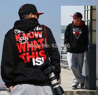 Gansta Bulls hoodie sweatshirt men hip hop clothing pullover casual wear sweater male famous brand Rock hoody skateboard sweats