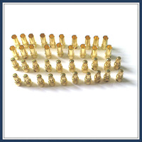 20 Pair/ lot  3.5mm Gold Bullet Connector Male & Female RC Battery ESC Motor Plug