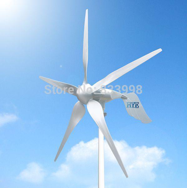 HYE HY-1500L-120V on grid/grid-tie 1.5kw/1500w wind turbine generator output DC 120V 5 year warranty(China (Mainland))