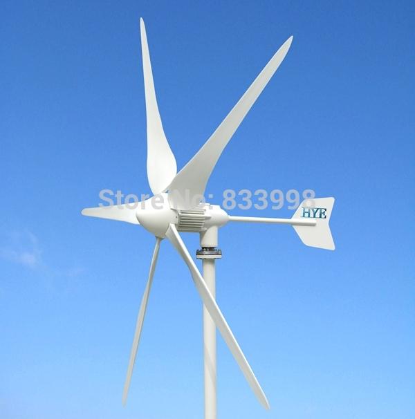 HYE on-grid wind power system part 1000w/1kw wind turbine generator HY-1000L-110V(China (Mainland))