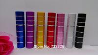 DHL Free Mini Travel Refillable Empty Perfume Bottles Spray Perfume Atomizer 5ML Wholesale