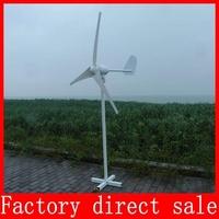 Wind generator Wind Turbine Generator Kit 800W Max 24/48V Auto High Quality With CE ISO9001 Certification+3 Years Warranty