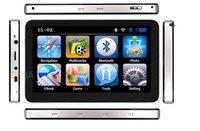 "Newest version 7"" HD CAR GPS Navigation AV-IN bluetooth FM transmitter window CE built in 4GB"