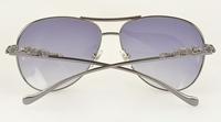 Men's Sunglasses brand metal leopard Sunglasses aristocratic thin frame sunglasses Fashion wind Free Shipping