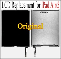 Original LCD Screen Replacement for iPad Air Tested LCD Display Screen Repair Part for iPad 5 Air DHL Free Shipping