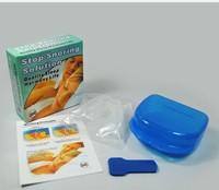 Free shipping+ Wholesale 2000pcs Stop Snoring Device,Anti/Stop Snore Kit, Anti Snore and Apnea Device, quiet sleep