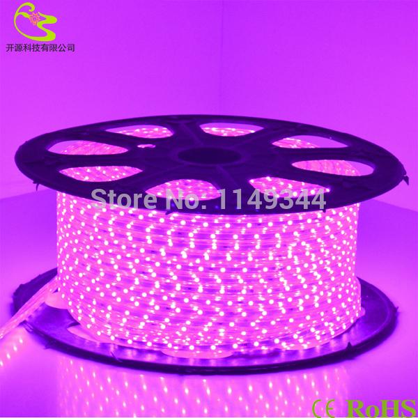 15M/LOT 5050 SMD 60LED 220V led strip light RGB/red/yellow/blue/green/white 3 years warranty Waterproof LED Light IP65 Ribbon(China (Mainland))