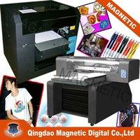 cheap practical inkjet digital printing machine eight colors
