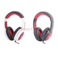 OVLENG A4 Stylish Stereo Headphones with Microphone for iPhone (3.5mm Plug / 1.4m)