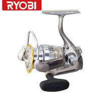 Ryobi Spinning Fishing Reel 9 Bearing Metal Body Shallow Spool Excia MX 4000 Free Shipping