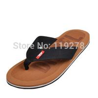 2014 NEW Summer casual men's sandals the trend of personalized flip-flop fashion flip flops slip-resistant flat sandals for men