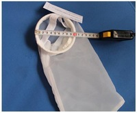 liquid filter bag size 4, 50 micron, 10 pcs/lot