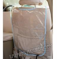 2PCS/Lot Car Seat Covers Washable Automotive Seat Transparent Dust-proof protective Sleeve 58*39CM EJ870449