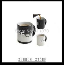heat sensitive color changing mug promotion