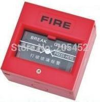 Free shipping Emergency break fire alarm system