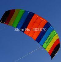 kite+control bar+flying lines+wrist strap handles/ set item