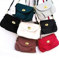 Free Shipping! 1PC New Women Bags Lady Small Handbag Satchel Messenger Cross Body Bag Shoulder Bag Purse, 6 Colors Available