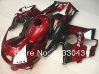 Tank + red black fairing parts for HONDA CBR600 F2 91 92 93 94 CBR600F2 1991 1992 1993 1994 CBR 600 F2 91-94 #S6GC fairing kits