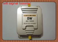 high  quality 2.4Ghz 5w wifi booster amplifier indoor Wifi broadband  LAN long range signal  802.11b/g/n N 150mbps high power