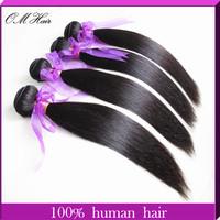 100g/pc Peruvian Virgin Hair Straight Unprocessed Human Hair Weave Bella Dream Hair Mixed Length 8''-28'' Color#1B Free Shipping