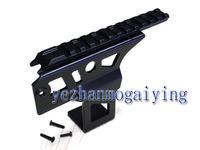 AK47 Rail Top Scope Falshlight Laser Dot Sight Mount -Free Shipping