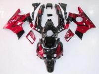 7 gifts+ Red Black CBR600F2 For HONDA CBR 600F2 91-94 F2 CBR600 F2 91 92 93 94 CBR600F2 CBR 600F2 moto fairing