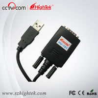 Economical USB2.0 to RS232 converter cable