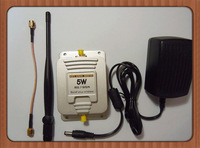 5W  Wifi  Signal  Booster   2.4Ghz   802.11b/g/n  Wireless  Broadband  Lan  Amplifier 150mbps