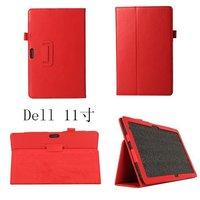 Folio Slim PU Leather Case Smart Cover for DELL Venue 11 Pro 5130 Windows 8.1