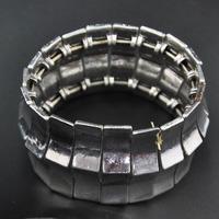 Aliexpress Wholesale Cheaper Jewelry Women Party Accessories Hot Sale Costume Bangle Trendy Zinc Alloy  Bracelet