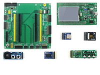 STM32F429I-DISCO and Mother Board +7 Modules Kits STM32F429I STM32 Cortex M4 Development Board # Open429Z-D Package A