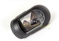 Mini 0801 Car Dvrs Car Camera Ambarella A2S60 OV2710 1080P Video Recorder with Optional GPS Free Shipping