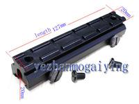 Vector Optics 15B Picatinny Riser Rail Mount Base Fit Colt Bushmaste -Free Shipping
